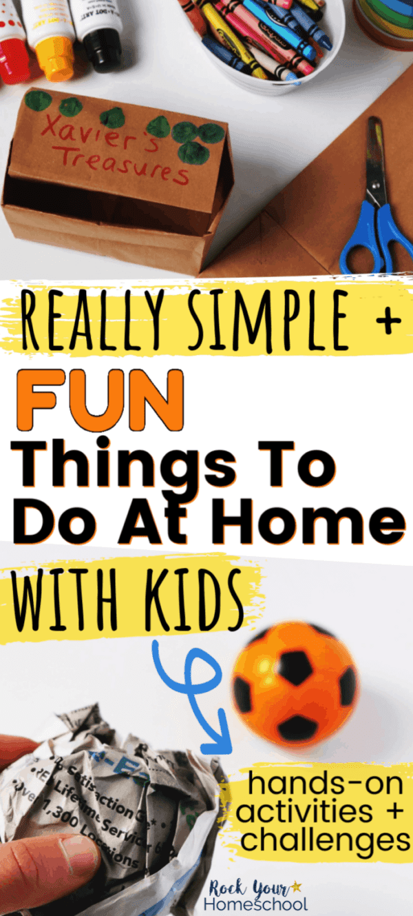 fun things for kids to do