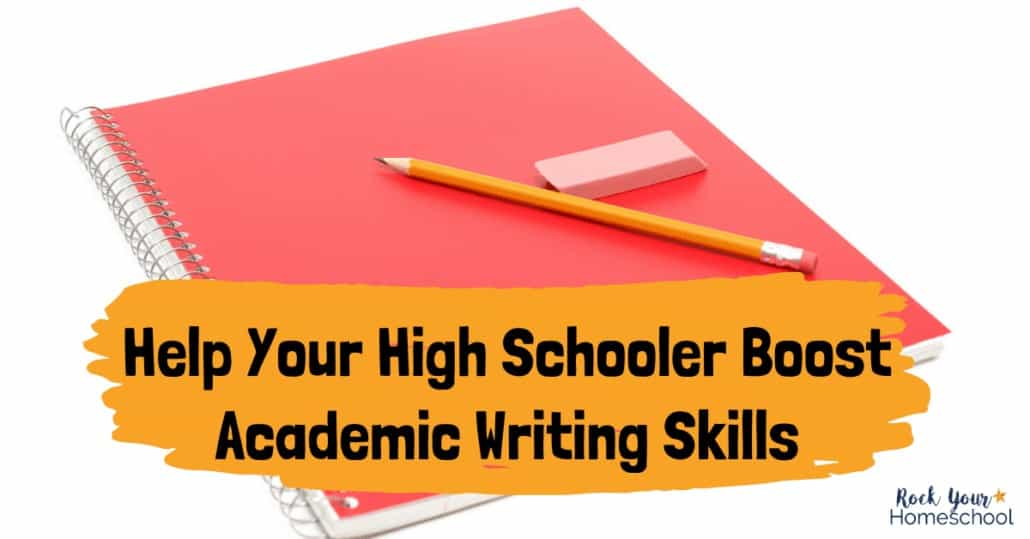 Your high schooler will be so grateful to learn this tips & more to boost their academic writing skills.