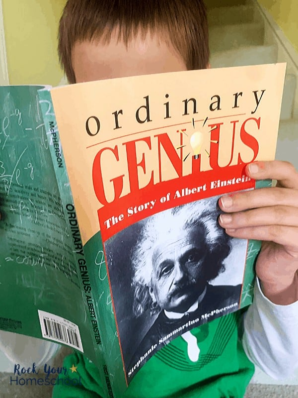 Your middle schooler will enjoy curiosity-driven learning with A History of Science Pack by Beautiful Feet Books. Literature about scientists and inventors pairs with experiments and hands-on learning.