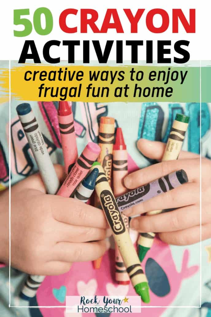50 Creative Crayon Activities for Colorful Fun
