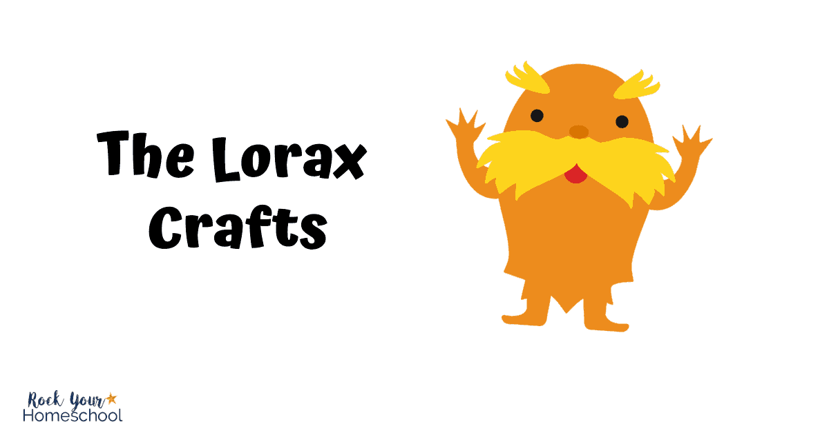Discover amazing crafts & more with this outstanding list of The Lorax activities & printables.