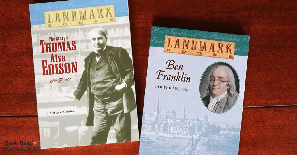 A History of Science pack from Beautiful Feet Books contains amazing resources to engage your middle schooler.
