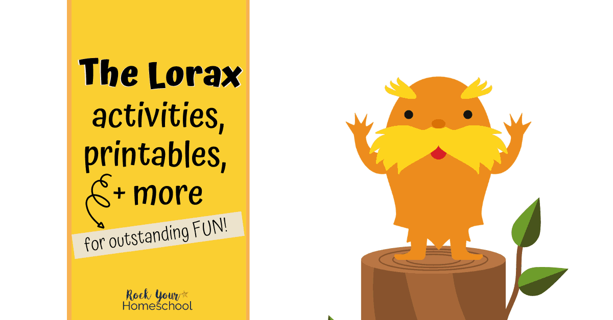 Discover so many fun ways to extend the learning fun with The Lorax using this list of activities, printables, games, & more!