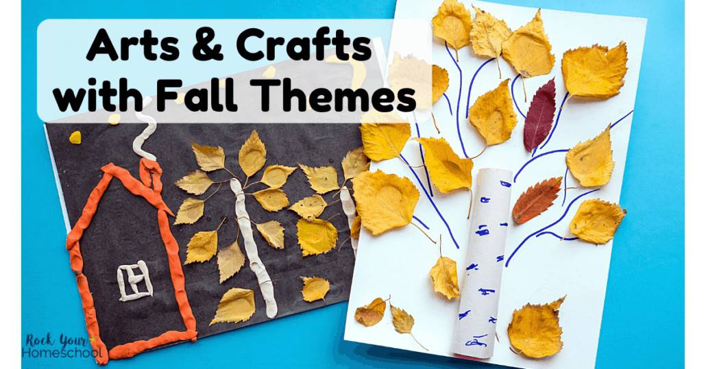 Get fantastic ideas & resources for arts and crafts for fun Fall activities for kids.