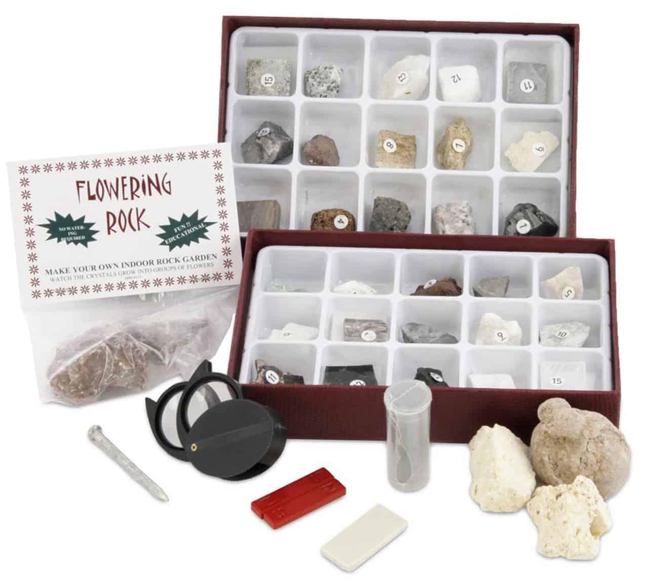 Rocks & Minerals Project Kit