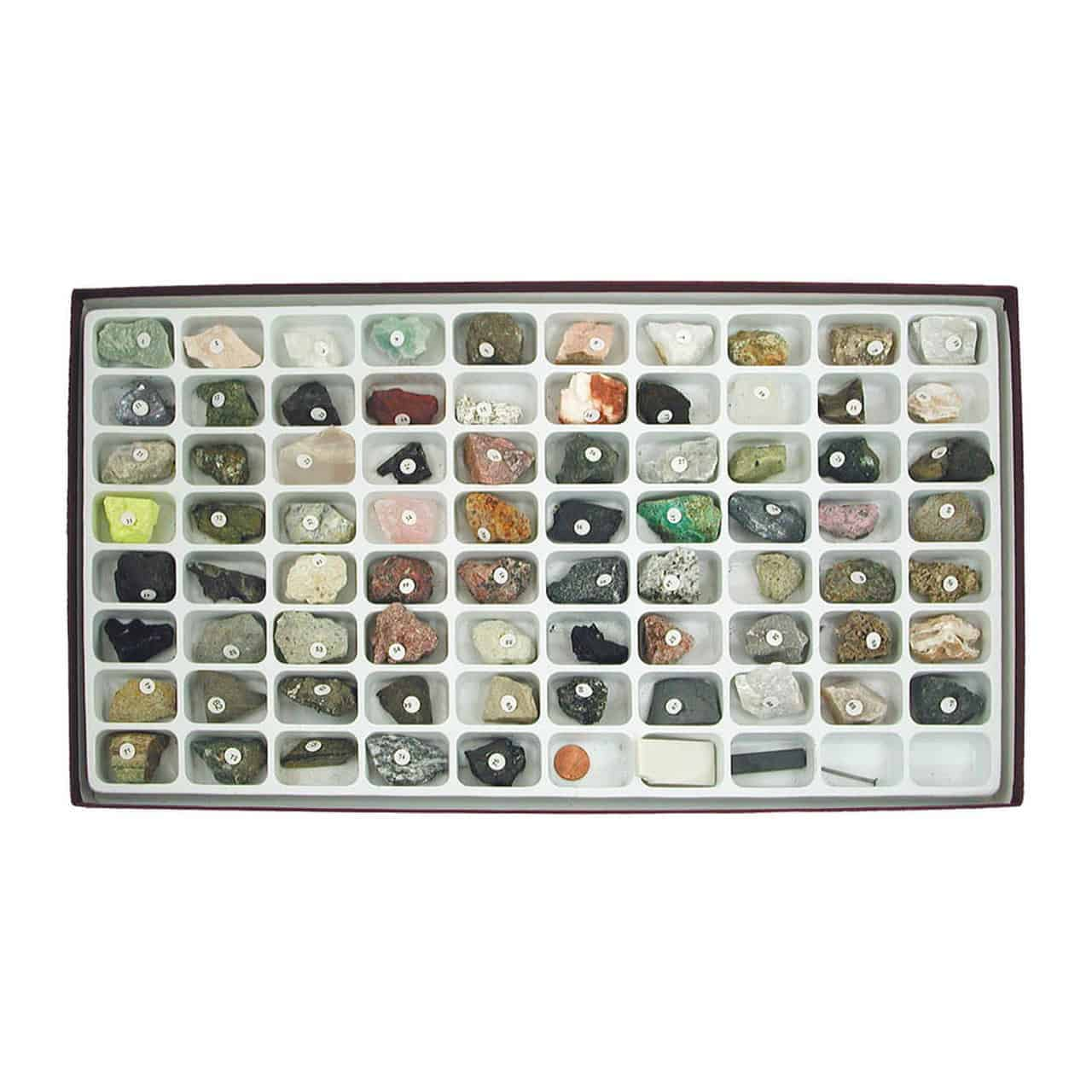 Rocks & Minerals Earth Science Collection