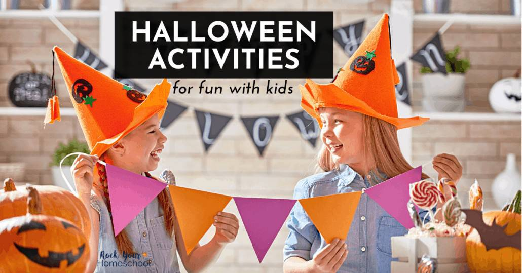 Enjoy special holiday fun with your kids using this epic list of Halloween activities.