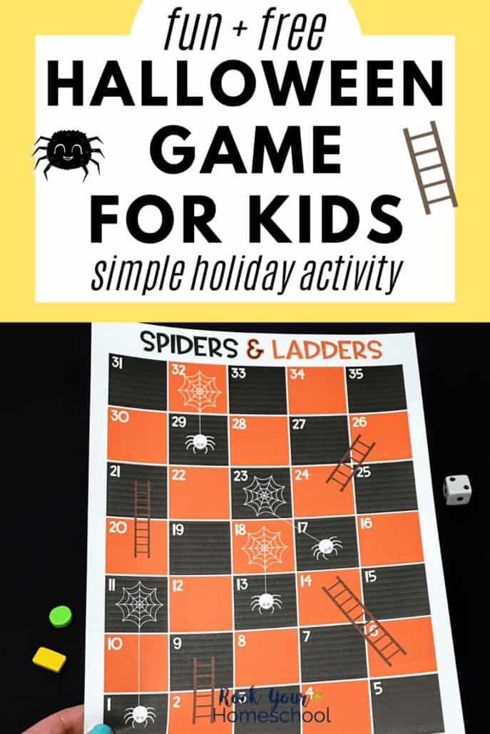 Free Halloween Game for Fantastic Math Fun