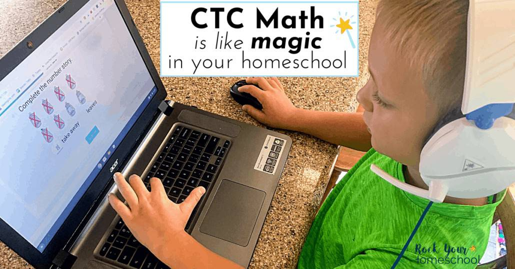 Find out why CTC Math is like magic in your hoemschool with its affordable membership & effective curriculum.