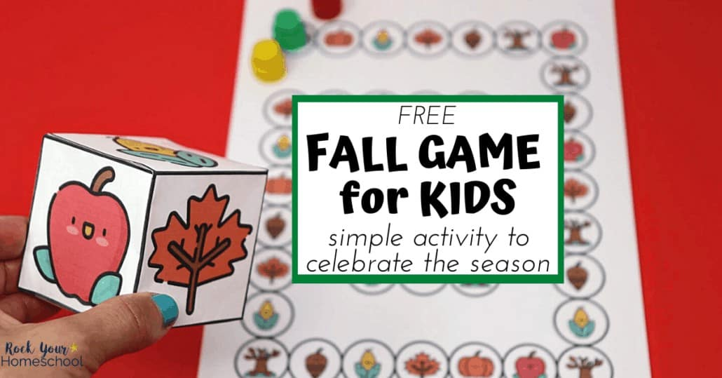 Enjoy a simple seasonal activity with this free Fall game for kids.