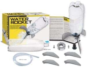 This water rocket kit is definitely something you want to add to your list of fun science kits for kids.