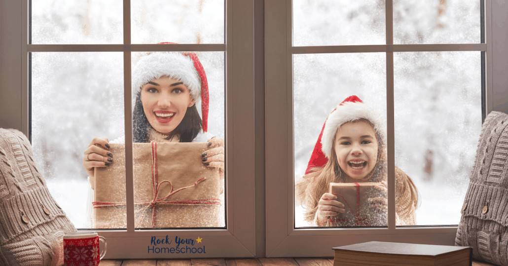 You'll find amazing tips & ideas for frugal & fun Christmas activities for families.