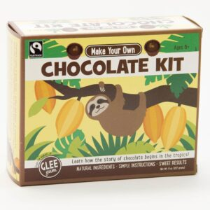Your kids will love this Make Your Own Chocolate Kit & other super fun science kits for kids.