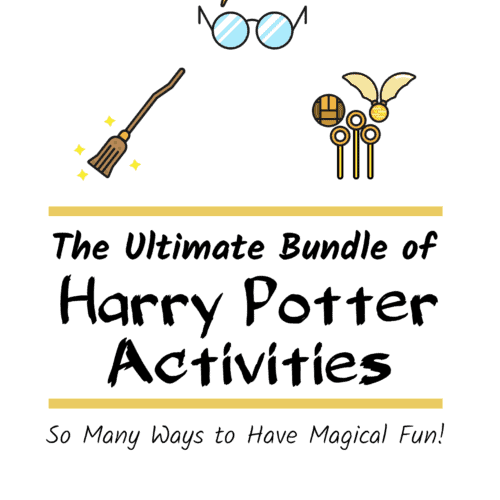 This Ultimate Bundle of Harry Potter Activities is filled with amazing ways to enjoy magical fun with your kids.
