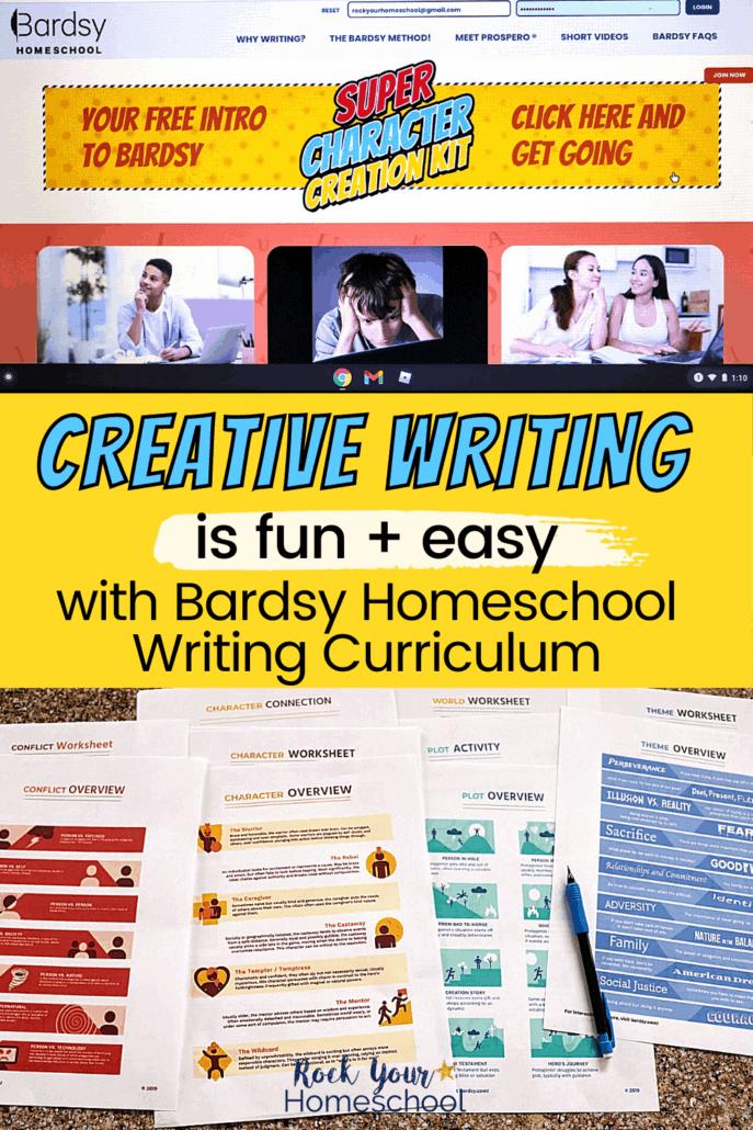 How to Make Teaching Creative Writing Fun & Easy