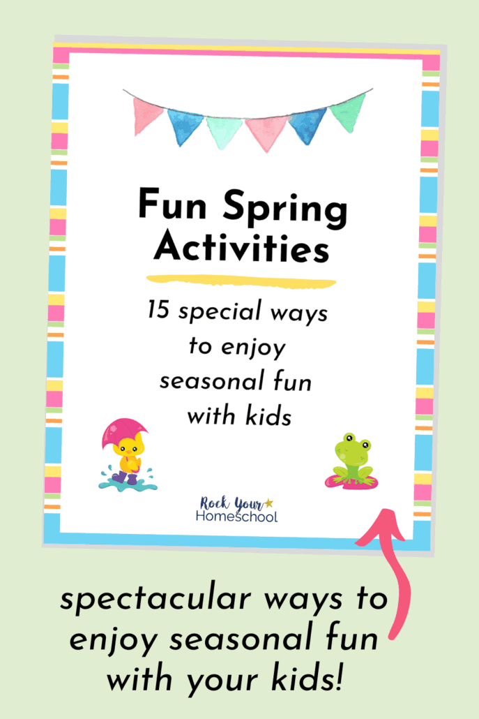 Spring Activities for Kids to Enjoy Special Seasonal Fun
