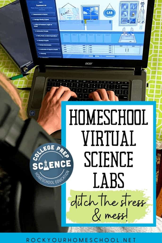 Amazing Way to Take the Stress & Mess Out of Homeschool Science Labs