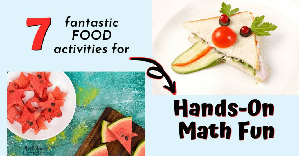 Make math concepts come to life with these 7 fantastic food activities for hands-on math fun. Great ideas for all ages!