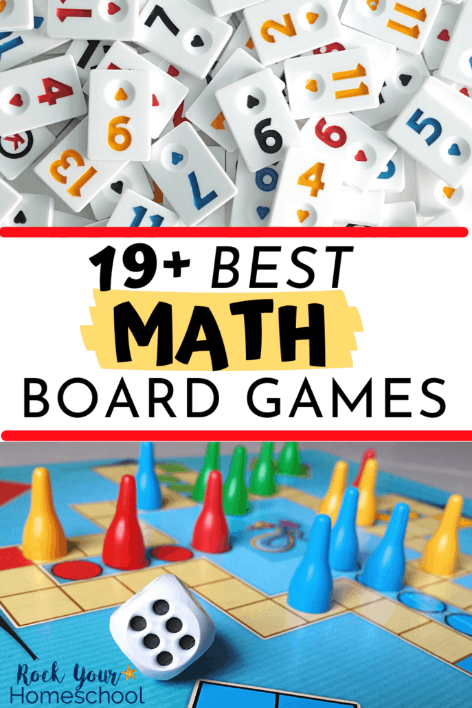 The 19 Best Math Board Games to Make Learning Fun At Home