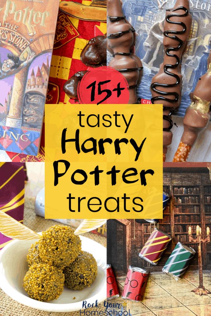 15+ Tasty Harry Potter Treats for a Magical Celebration