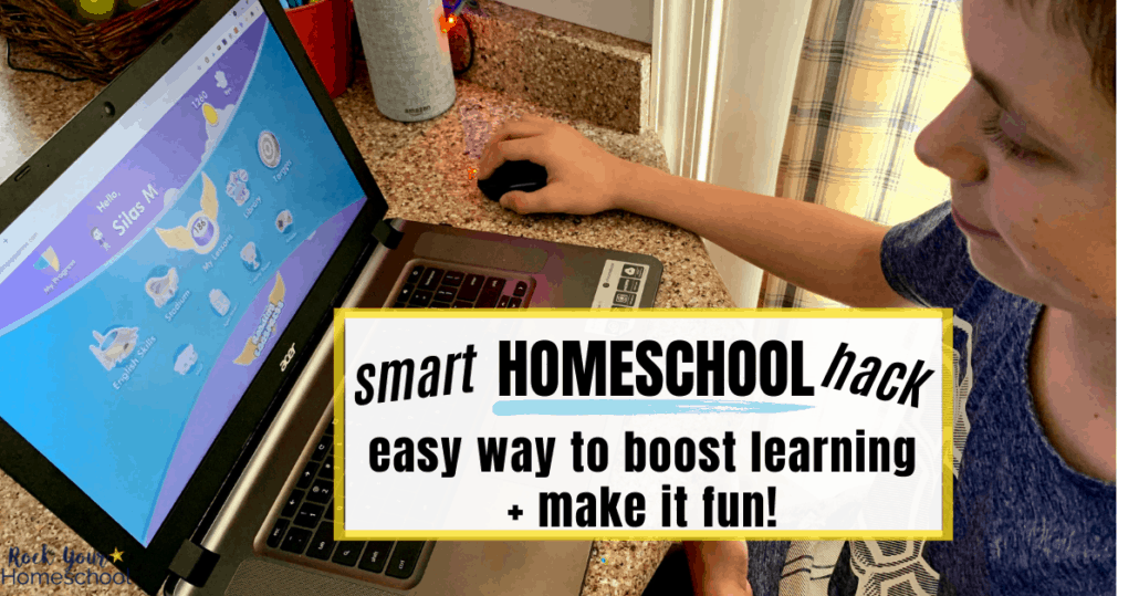 Check out how you can use Reading Eggs (+ Reading Eggs Junior, Reading Eggspress, Fast Phonics, & Mathseeds) as a smart homeschool hack that boosts learning & makes it fun.