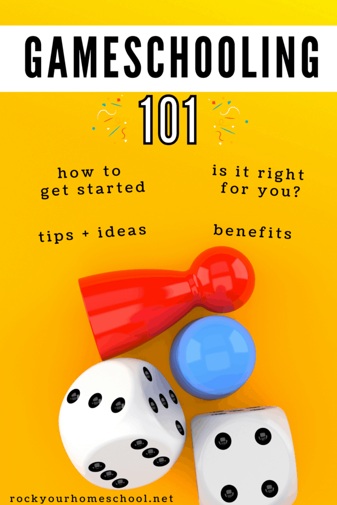 Gameschooling 101: How to Enjoy the Benefits & Make Learning Fun at Home