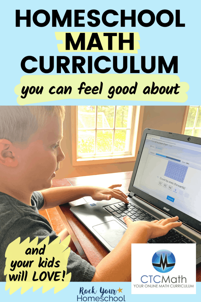 Homeschool Math Curriculum You Can Feel Good About (& Your Kids Will Love)