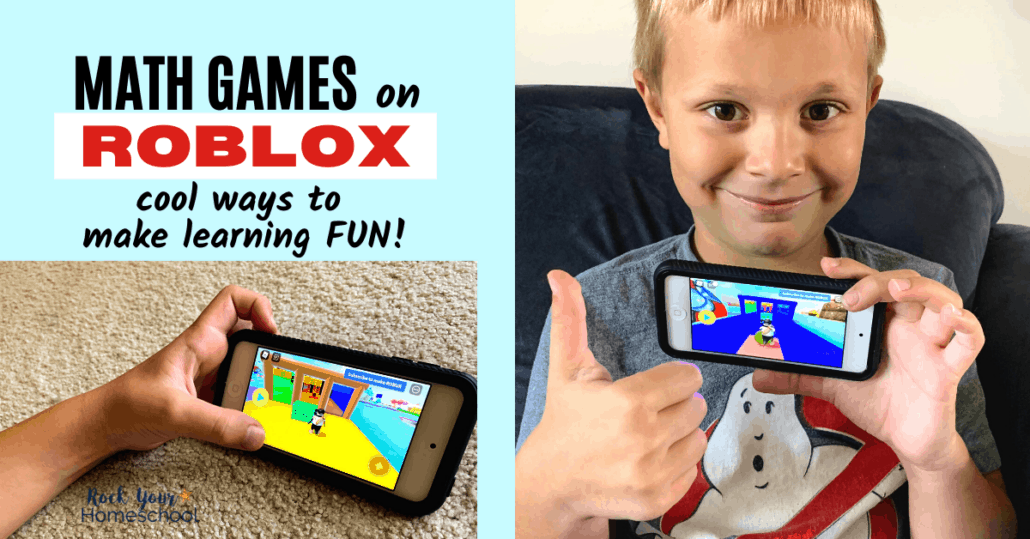 Got kids who love Roblox but hate practicing math skills? Check out these fun math games that help kids learn as they play.