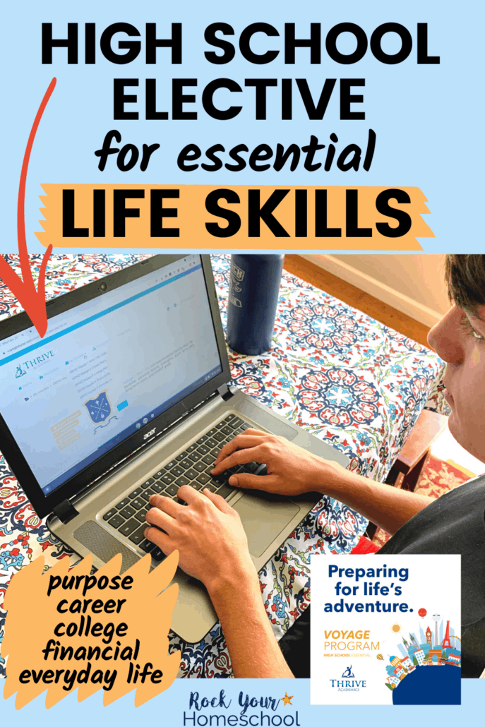 Excellent High School Elective to Help Your Teen Learn Essential Life Skills