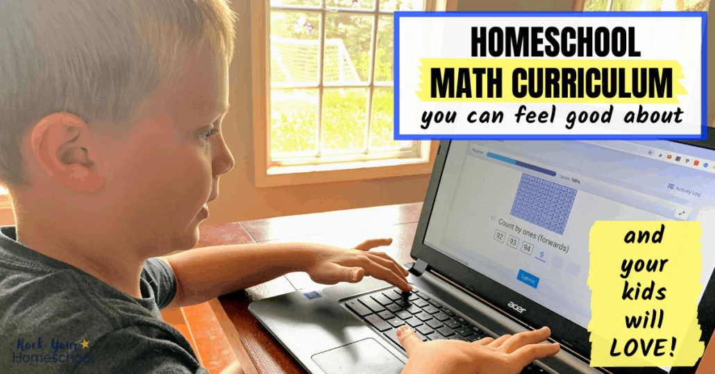 Find out why CTCMath is a homeschool math curriculum that you can feel good about and your kids will love.