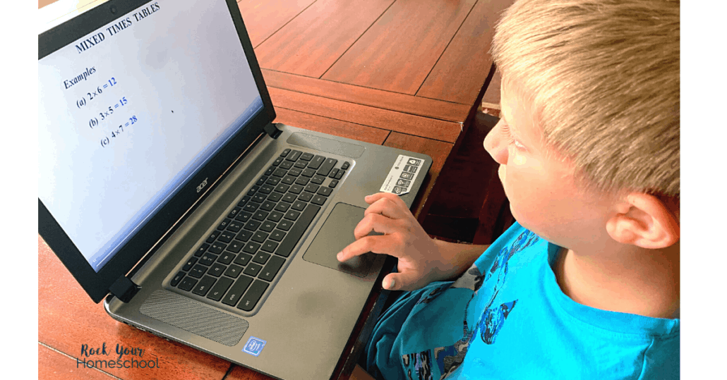 You can feel good about this homeschool math curriculum. And the homeschool family membership from CTCMath makes it affordable!