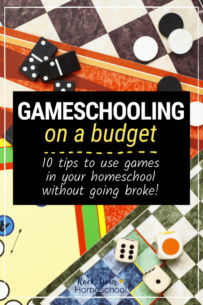 Gameschooling on a Budget: 10 Tips & Ideas to Make It Fun & Save Money