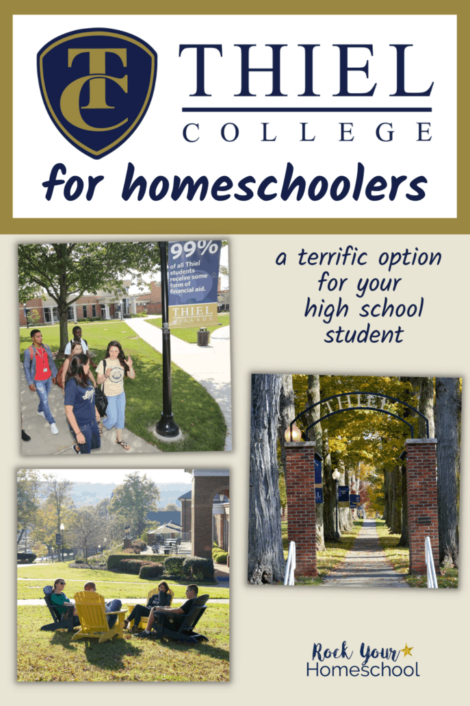 Thiel College for Homeschoolers: A Terrific Option for Your High School Student